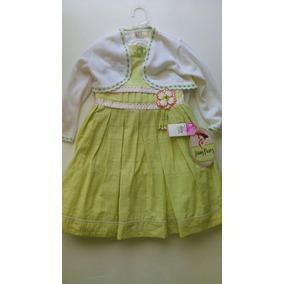 Vestido Jessy Franz Niña, Talla 3, Nuevo Liverpool
