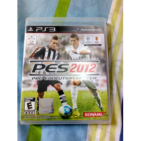 Pro Evolution Soccer 2012 Para Ps3 , Jogo Usado
