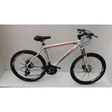 Bicicleta Aro 26 Gtsm1 Walk C/freio Disco Cambio Shimano