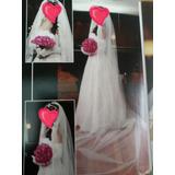 Vestido De Noiva E De Daminha