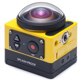 Câmera Kodak Pixpro Sp360 Extreme Accessories Pronta Entrega
