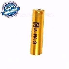 Bateria 18650 C/ Chip Original Jws Recarregável 9800mah 3.7v