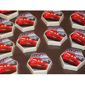 Souvenirs Jabones X10 Cars Jake Toy Story Henry Monstruito