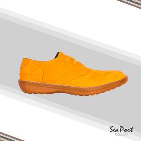 Seaport Alfa Zapato - Calzado Hombre Cuero - Zapatos Hombre