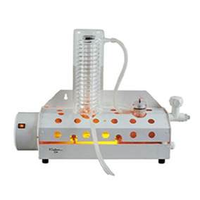 Destilador Agua Vidro E Quartzo, 4 L/hora, Mod. 534 Fisatom