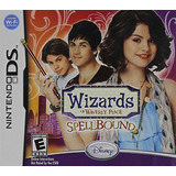 Disney Wizards Of Waverly Place: Spellbound - Nintendo Ds -