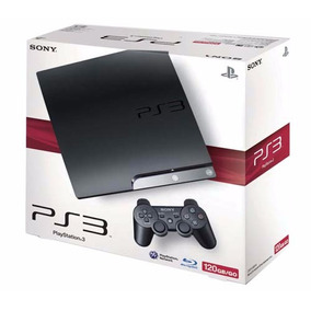 Consola Ps3 Chip 160gb Outlet 10 Games 2 Joysticks