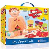 Brinquedo Super Massa Dr Opera Tudo Original Estrela
