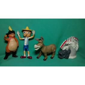 Shrek Mc Donalds - Lote De Figuras