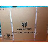 Notebook Gamer Acer Predator Nuevo