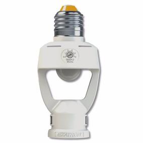 Sensor De Presença Soquete E27 Lâmpada Iluminação Fotocélula