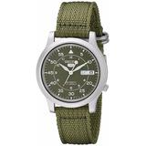 Reloj Seiko 5 Automatico Snk805 Caballero Nuevo Garantía Ofi