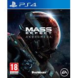 Mass Effect Andromeda Ps4 Físico Nuevo Y Sellado