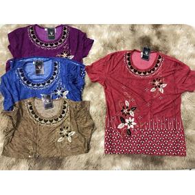 eb4ce17437 Blusas para Feminino em Curitiba no Mercado Livre Brasil