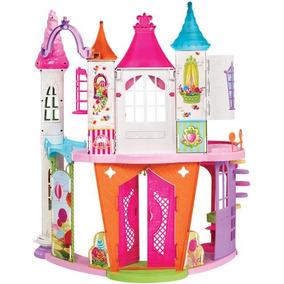 Barbie Fan Castelo Dos Doces Mattel