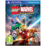 Juego Lego Marvel Super Heroes Para Psvita Nuevo Fisico