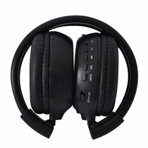 Fone Ouvido Headphone Bluetooth Sem Fio Micro Sd Usb Fm -usb