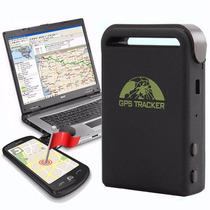 Gps Tracker Localizador Rastreador Espia Gsm Sms, Liberado!