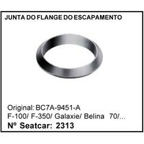 Junta Do Flange Do Escapamento Corcel/belina 70.../galaxie