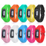 Relógio Pulseira Nike Digital Led Pronta Entrega Pedometro