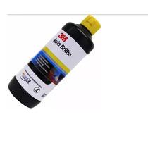 Lustrador Auto Brilho 3m 500ml Polidor Cera Cristalização