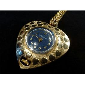 Precioso Reloj Lucerna Hecho En Suiza Dije De Corazón