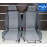 Juego Asientos Butacas Tela Usado Chevrolet Optra Original