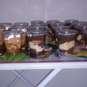 Pasteles Frios Tres Leches-marquesa De Chocolate-cajeta