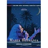 Blu-ray Maria Bethânia Música É Perfume - Novo Lacrado