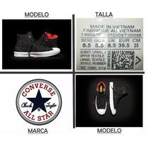 Zapatillas All Star Converse Chuck Taylor Originales Nueva