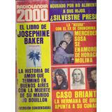 Revista Radiolandia 2000 - 27 De Julio De 1984 - Rolling Sto