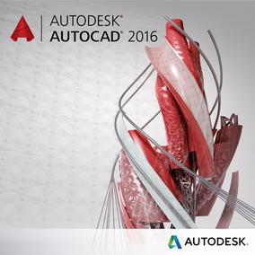 Autocad 2016 2017 2018 + Guia De Instalación