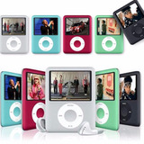 Reproductor Mp4 8gb Lcd 2.1 Mp3 Videos Musica Radio