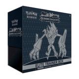 Pokemon Tcg Burning Shadows Elite Trainer Box