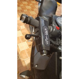 Candado Moto Grip Freno Motocicleta Puños Universal