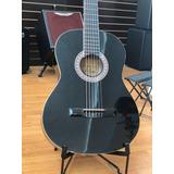 Guitarra Acustica Color Negro, Babilon Bc200 Bk