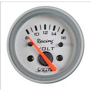 Voltimetro Universal 52mm 8-16 Volts Willtec