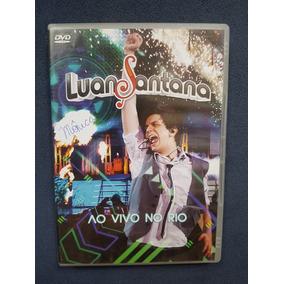 Luan Santana Ao Vivo No Rio - Dvd Original