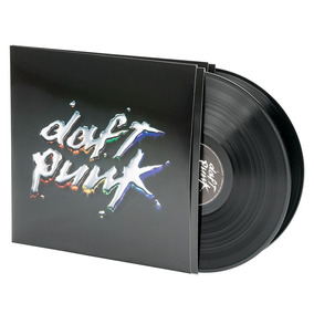 Daft Punk Discovery Vinilo Doble 2 Lp Nuevo Importado
