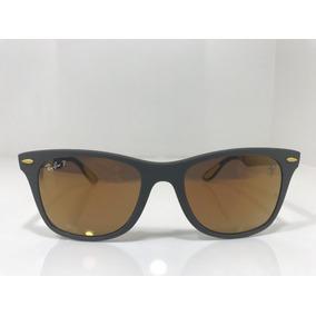 Oculos De Sol Ray Ban Rb 4195-m-f Liteforce Ferrari Lançamen