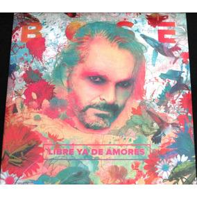 Miguel Bose - Libre Ya De Amores Single Nuevo Import España