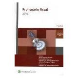 Prontuario Fiscal 2016; Javier Argente Linares; Eva Argente