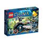 Lego Chima Moto De Eglor 7-14 Años Codigo 70007