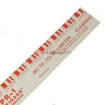 Plastigage Spr1 Vermelho .002 A .006 - Cód.1980