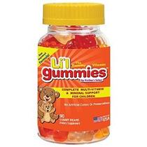 Childrens Gummies - Termine Multivitaminico Niños Y Soporte