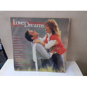 Lp Love Dreams 1989 Coletânea Som Livre