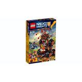 Lego Nexo Knights 70321 Máquina De Asedio Infernal 516 Pzs