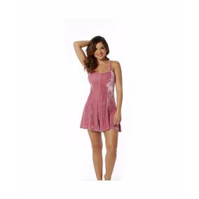 Palaxo 10550 Short Body Rosa Terciopelo Terra
