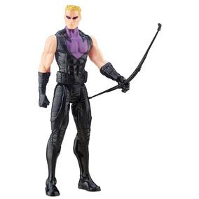 Boneco Avengers Hasbro Titan Hero Marvels - Gavião Arqueiro