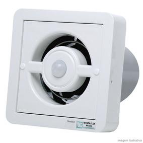Renovador De Ar Ventokit 150 Com Sensor Bivolt Branco Westaf